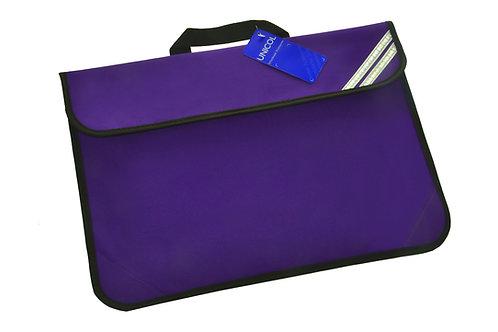 Purple Bookbag