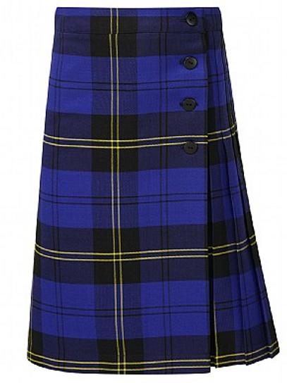 Kelso Tartan Royal Skirt
