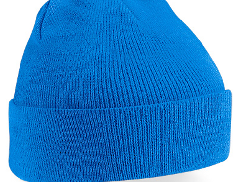 Saphire Blue B45 Original Cuffed Beanie