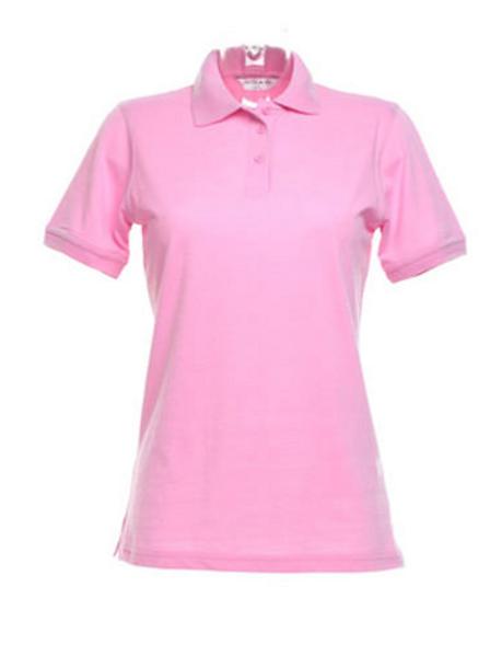 Pink KK703 Women's Klassic Polo