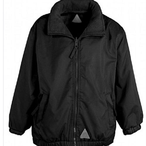Black Rev. Jacket (Plain or with Barnston Logo)