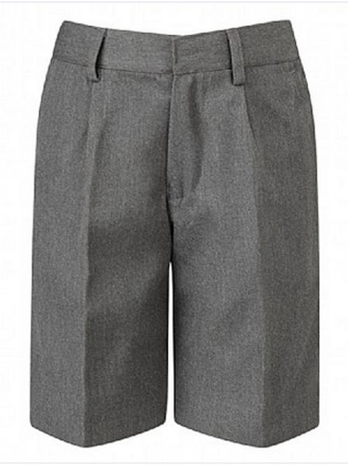 Grey Bermuda Shorts
