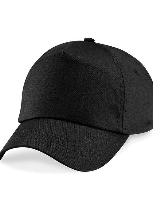 Black Beechfield Baseball Cap