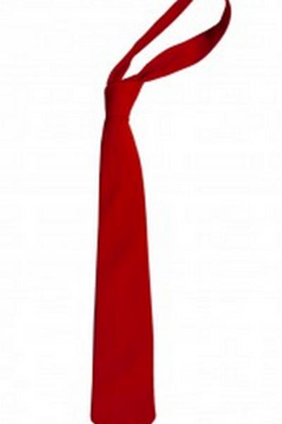 Plain Red Tie (No.31)