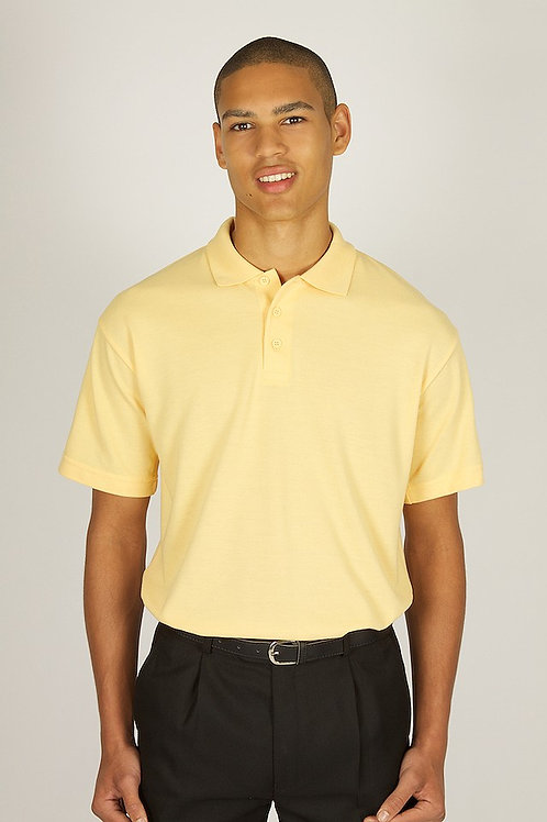 Plain Gold Trutex Polo