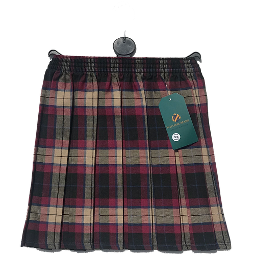 St Peter's Joy and Hope Tartan Skirt