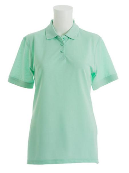 Mint Green KK703 Women's Klassic Polo