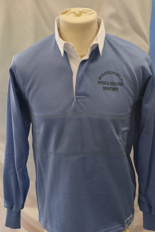 Rugby Top with Woodchurch Logo (Boys)