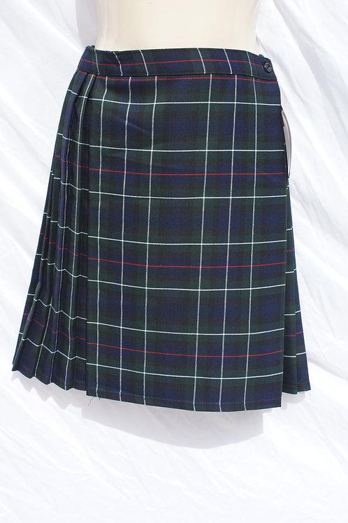 St Josephs (Wallasey) Green Kilt Skirt