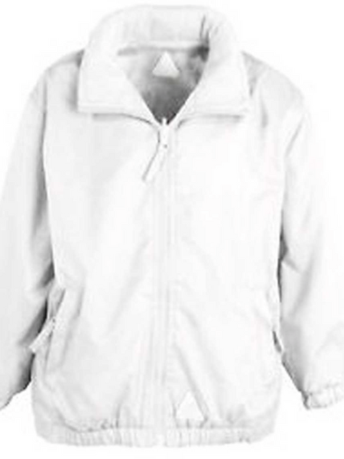 The Mistral Reversible Jacket in White