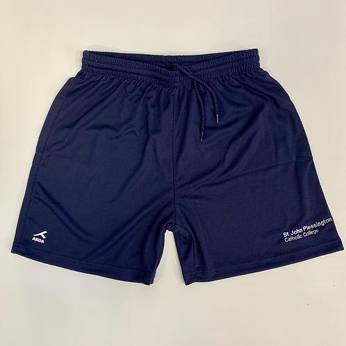 Navy  PE Shorts with  SJP Logo (Unisex)