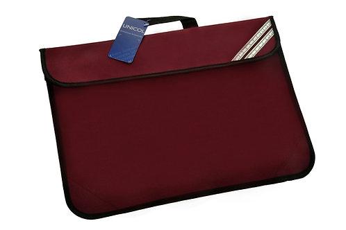 Maroon Bookbag