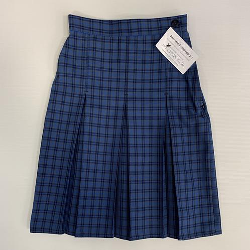 Blue Checked Skirt (SJP)