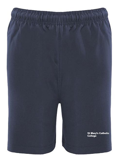 St Mary's Aptus Navy Shorts