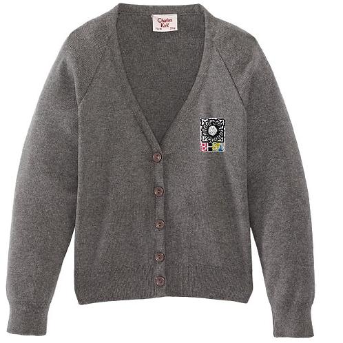 BHSA Grey Cardigan