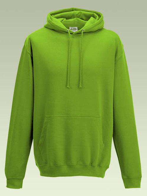 Alien Green AWD College Hoodie (JH001)