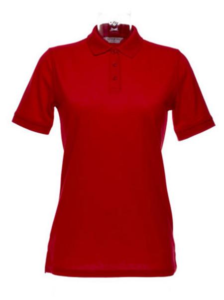 Red KK703 Women's Klassic Polo