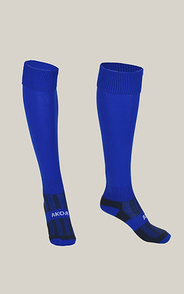 Plain Royal Blue Sports Socks
