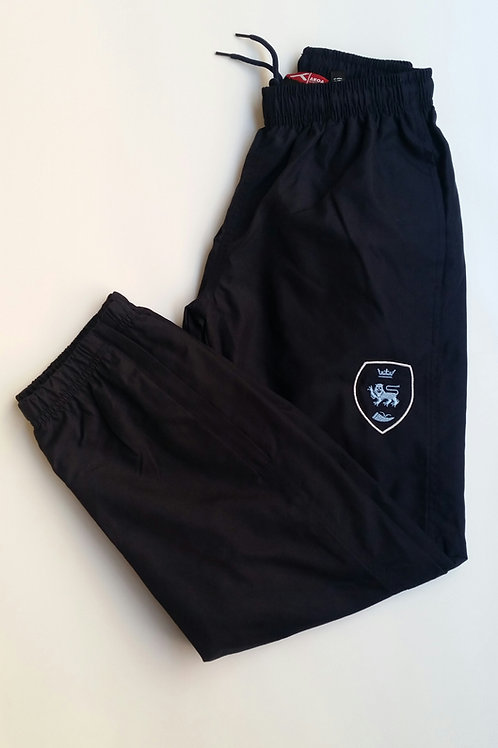 Navy Tracksuit Pants with Pensby Logo