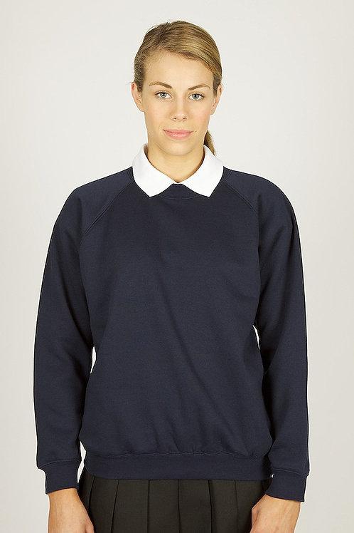 St Saviours Navy PE Sweatshirt