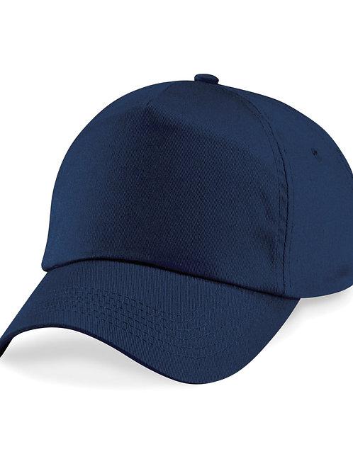 Navy Beechfield Baseball Cap