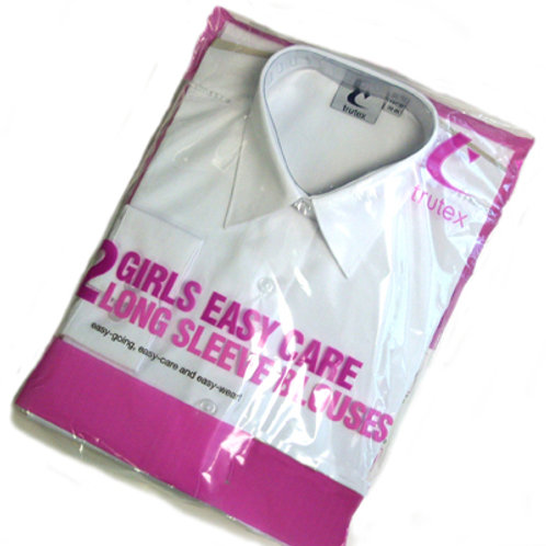 White Trutex Blouses (Twin Pack)