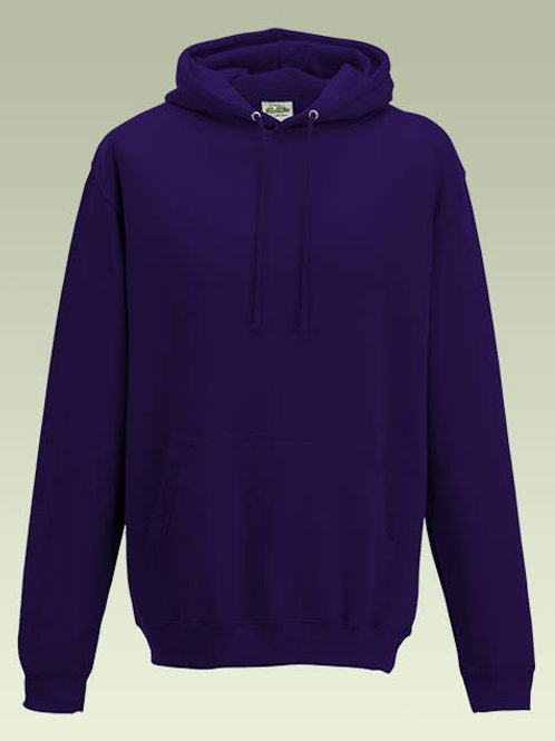 Ultra Violet AWD College Hoodie (JH001)