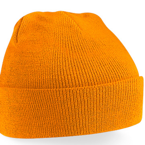 Orange B45 Original Cuffed Beanie