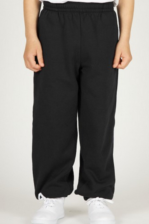 Black Jogging Sweatpants