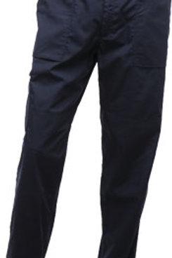 Navy Regatta Action Trousers