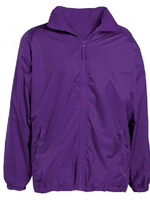 Purple Rev. Coat (Plain or with Hillside Logo)