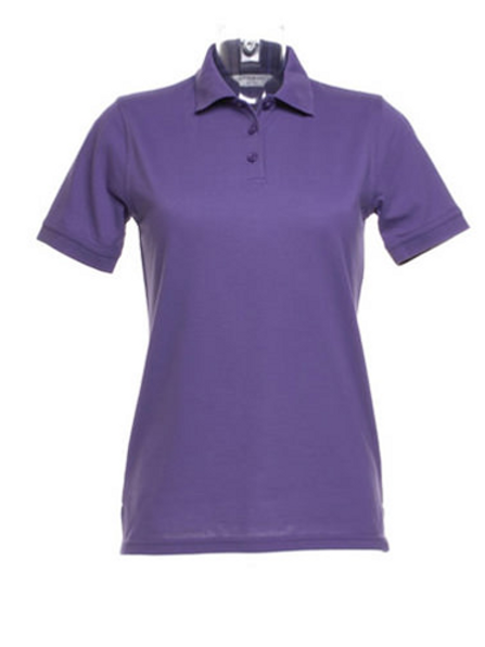 Purple KK703 Women's Klassic Polo