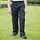 Thumbnail: Trutex Classic Fit Charcoal Trousers