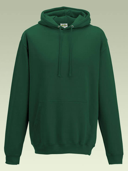 Bottle Green AWD College Hoodie (JH001)
