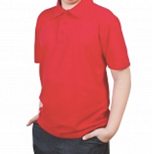 Red Woodbank Polo