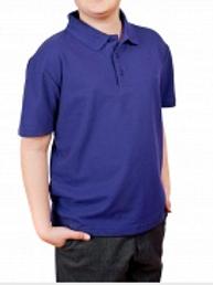 Purple Woodbank Polo