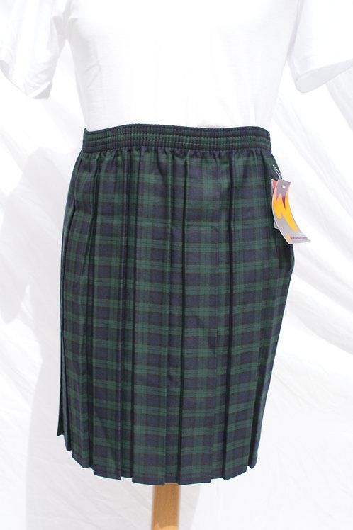 Church Drive Box Pleat Skirt