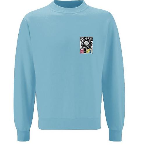BHSA Sky Blue Sweatshirt