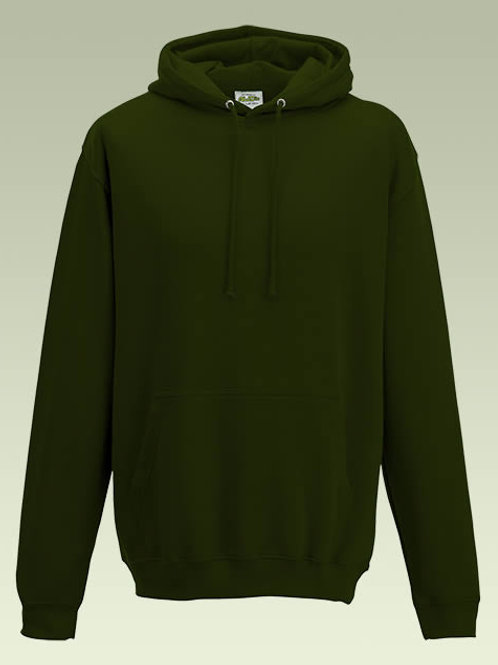 Forest Green AWD College Hoodie (JH001)