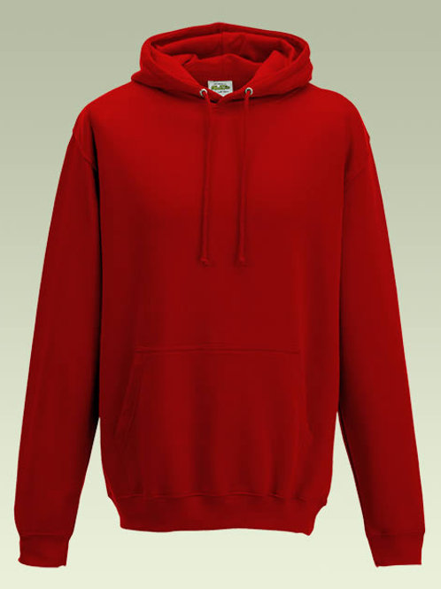 Sunset Red AWD College Hoodie (JH001)