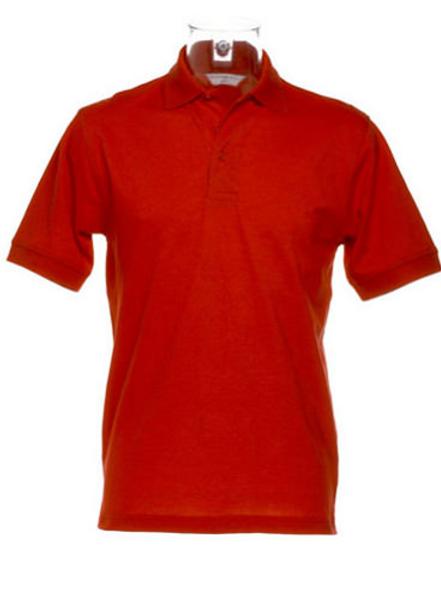Red KK403 Men's Kustom Kit Polo