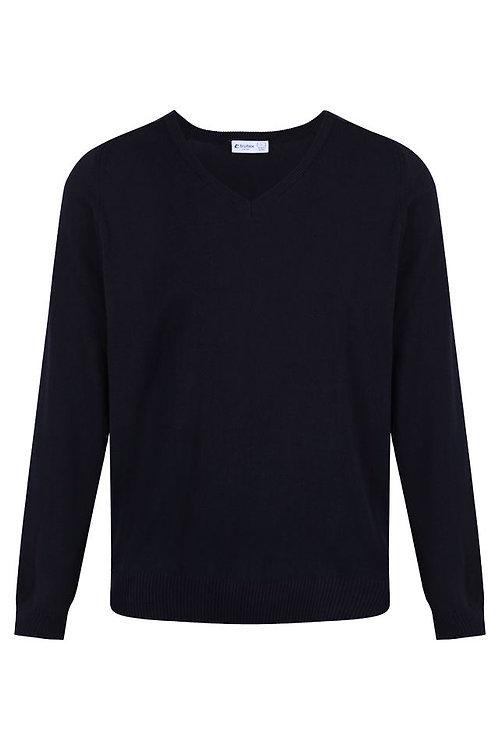 6 Form Fitted Cotton Jumper