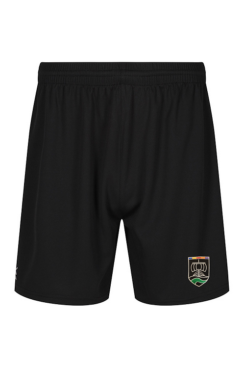 Black PE Shorts with Neston Logo