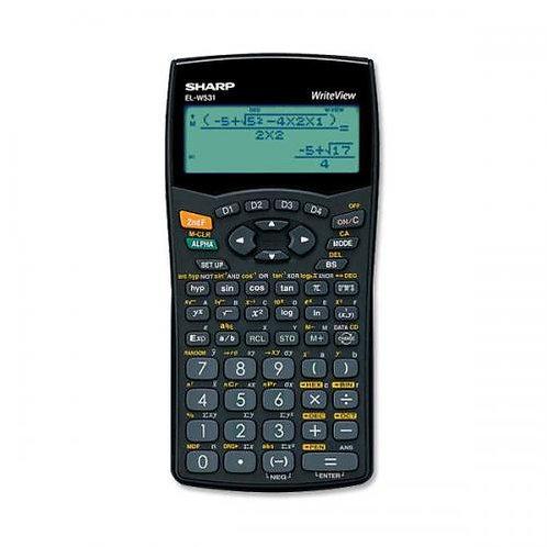 Sharp Scientific Calculator ELW531