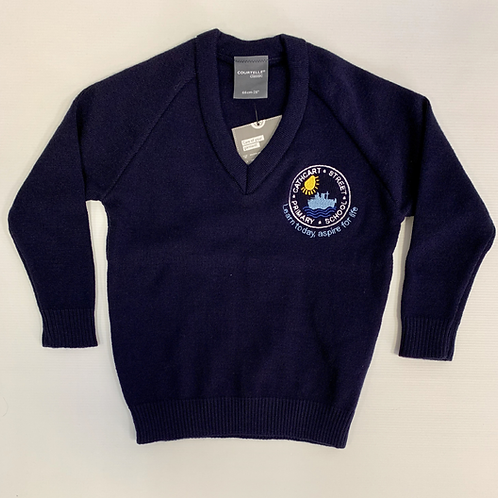 Cathcart Street Primary Jumper