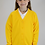 Thumbnail: Yellow Plain Trutex Sweatcardy