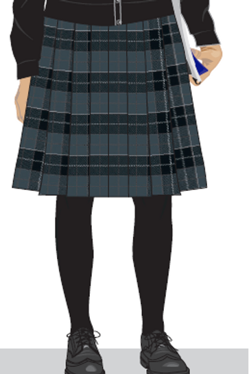 St Marys 6th Form Kilt