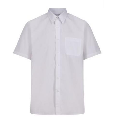 White Trutex Shirts (Twin Pack)