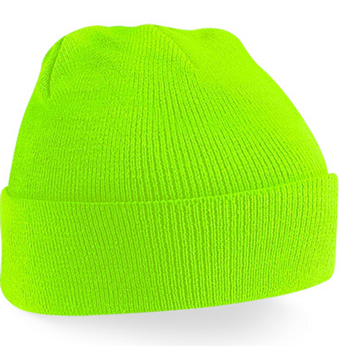 Fluorescent Green B45 Original Cuffed Beanie