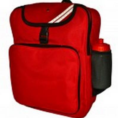 Large Red Rucksack